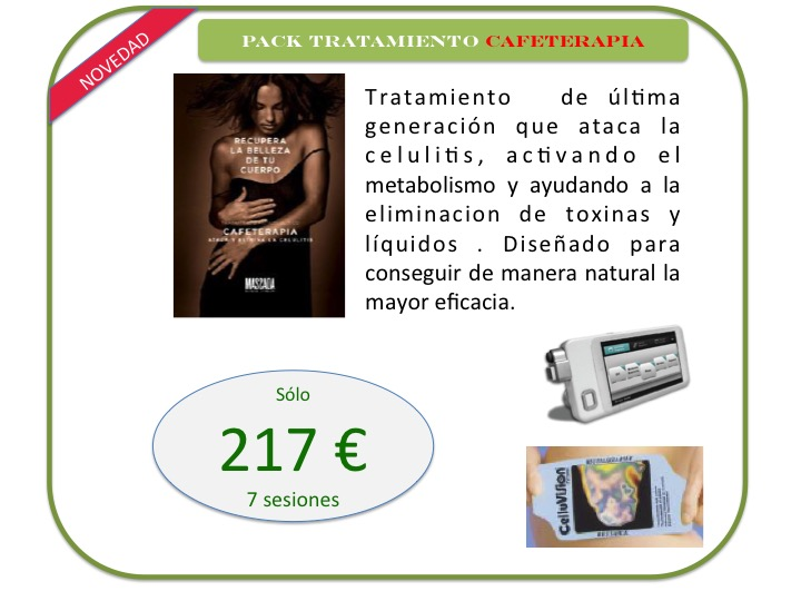 PACK CAFETERAPIA